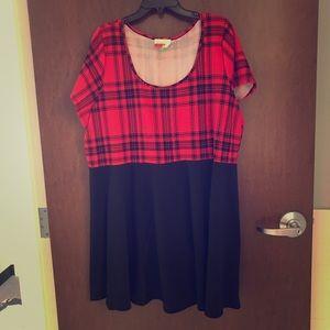 ModCloth PlusSize Dress